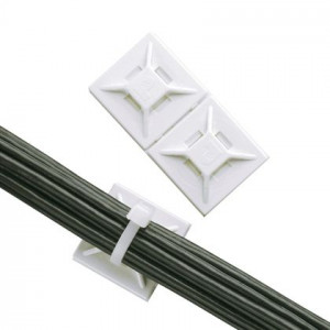 Adhesive Backed Cable Tie Mount