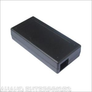 Black Laptop Charger Cabinet