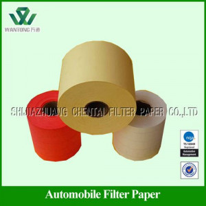 Light Duty Air, Oil and Fuel Filter Paper