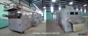Drying Plant for Herbal