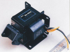 AC Solenoid SA-4602 8Kgf 30mm