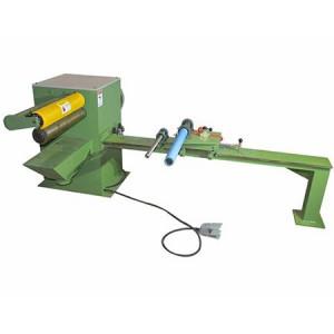 Wide Abrasive Belt Slitting Machine