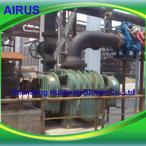AIRUS Blower Gas Roots Booster