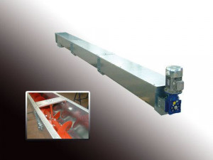 Auger Grain Conveyor