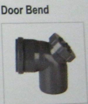 Swr Door Bend Pipe