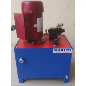 Power Pack Solenoid Operated