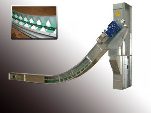 Blade Grain Conveyor