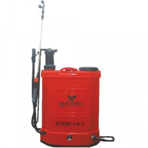 Agricultural TURBO Battery Operated 2 In 1 Sprayer