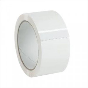 White Bopp adhensive Tape roll