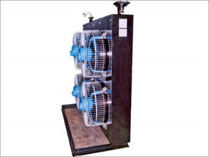 Quenching Air Oil Cooler
