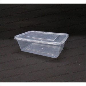 Disposable Airtight Food Container