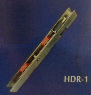 Heavy Duty Adjustable Nylon Roller for Sliding Door (HDR-1)