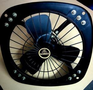 Light Weight Fresh Air Fan