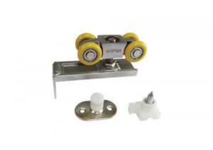 IPSA SL03 Sliding Roller for Wooden Door, Capacity 80Kgs, One Set