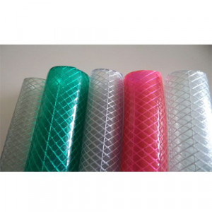 Color PVC Braided Air Pipe