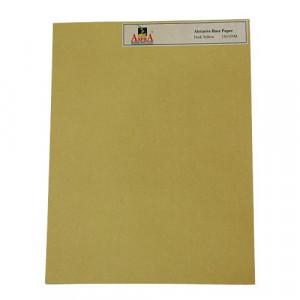 Dark Yellow Abrasive Base Paper
