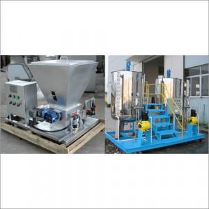 Polymer Preparation Systems