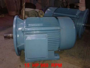 Efficient And Flawless Induction Motor