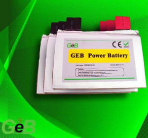 3.2V 20Ah LIFEPO4 Rechargeable Battery Cell for EV