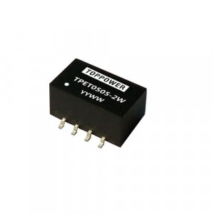 Isolated And PCB Mount Standard Footprint DC-DC Converter