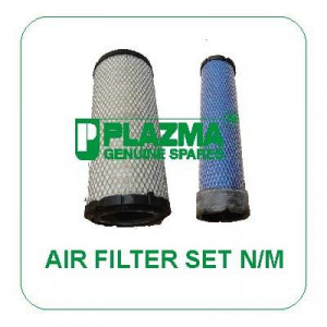 Air Filter Set N/M John Deere