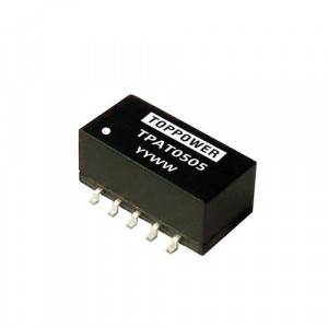 2W 3KVDC Isolated Single And Dual Output Dc/Dc Converter