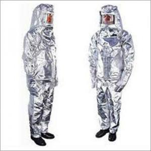 Aluminum Fire Proof Suits
