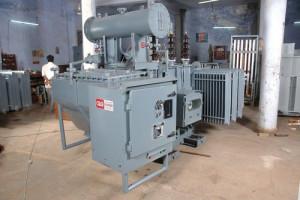750 KVA Transformer with OLTC