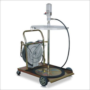 Mobile Grease Pump Unit