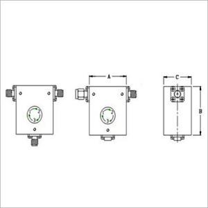 Coaxial Circulators Isolators