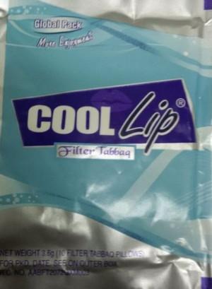 Cool Lip Filter Tabbaq