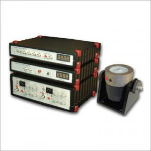 Accelerometer Calibration System