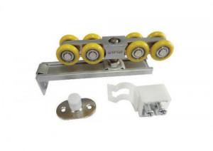 IPSA SL04 Sliding Roller for Wooden Door, Capacity 100Kgs, One Set