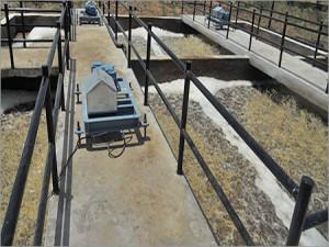 Unit Of ETP Aeration Tank