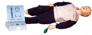 Advanced Child Cpr Training Manikin With Monitor (Gd/Cpr 160)
