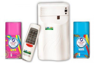 Auto Air Freshener Dispenser