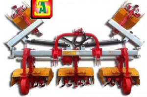 AKT B Type Inter Row Tiller