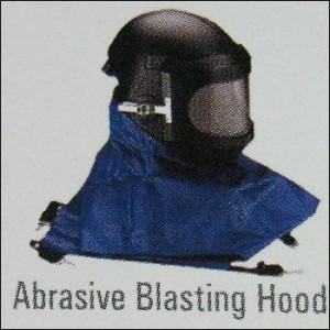 Abrasive Blasting Hood