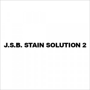 J.S.B. Stain Solution 2
