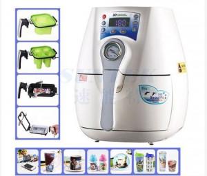 Mini 3D Sublimation Vacuum Heat Press Machine St-1520