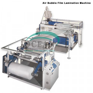 Air Bubble Sheet Making Plant