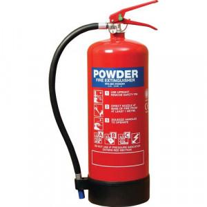 ABC Stored Pressure Fire Extinguisher