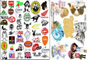 Advertising Stickers