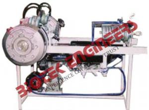 Model Of Air Brake System Working