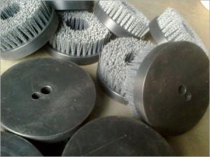 Rigid Abrasive Brushes
