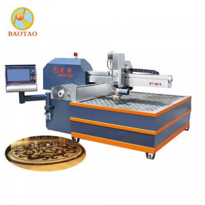 Abrasive Water Jet Cutting Machine 5 Axis Cnc Router BT2015