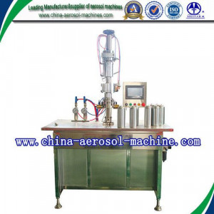 Under Cup Aerosol Filling Machines