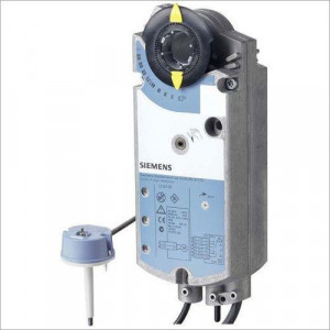 Actuator For Fire Protection Dampers