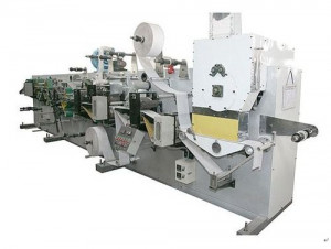 CE Certificate Full Automatic Frequency Breast Pad Machine
