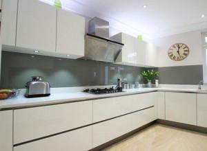Universal Acrylic Modular Kitchen